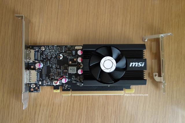 GeForce-GT-1030本体